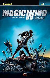 Magic-Wind-Vol-2-Claws-2013-Paperback-graphic-novel-Manfredi-Barbati