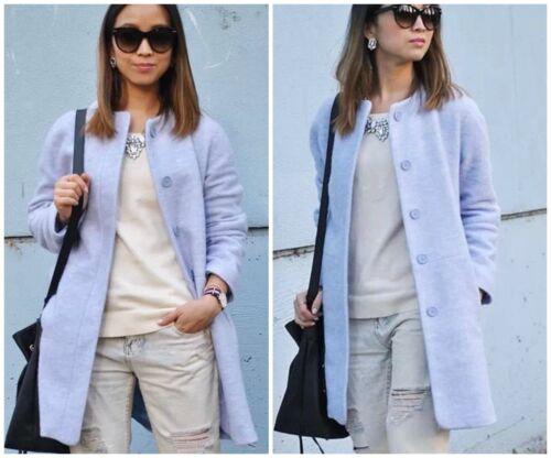 Coat Soft New Jacket Blend Wool Blazer Beautiful Zara ZHgBwRqOw