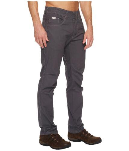 New Men`s Kuhl Kanvus Jeans 5114 Lean Tapered Fit