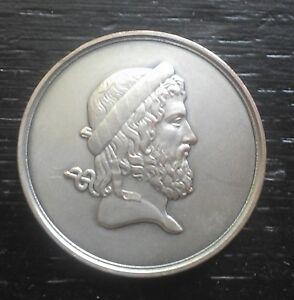 médaille penning Fédération médicale belge algemmen belgisch geneesherenverbond
