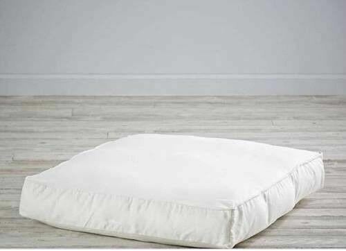 "35/"" Mandala Boho Large Floor Pillow Cover Yoga Cushion Meditation Seating"