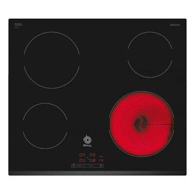 Placa Encimera vitro vitroceramica 4 fuegos electrica tactil BALAY 3EB720LR