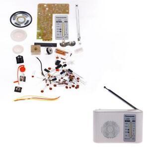 Portable-AM-FM-Radio-Experimental-Board-DIY-KIT-Education-Electronic-Project-GL