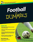 Football For Dummies by Scott Murray (Paperback, 2010)