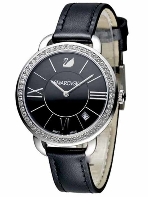 Buy Swarovski 5172151 Aila Day Black Ladies Watch online  212385f94
