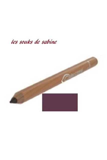 Crayon yeux et lèvres 31 opaline  COULEUR CARAMEL  BIO neuf dans sa boite
