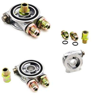 /Ölfilter Adapter Sandwich Platte mit Thermostat Dash8