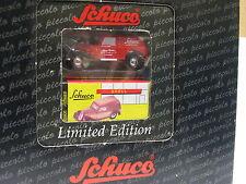 Schuco 01663 Piccolo Sammlerkatalog 2000 m. MB 170 V Ltd. 3000 OVP (y5453)