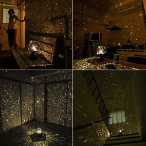 Home ceiling wall star projector lamp starry night sky cosmos led image is loading home ceiling wall star projector lamp starry night mozeypictures