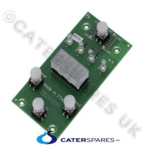 COMENDA-121304-USER-INTERFACE-PCB-CONTROL-BOARD-FOR-DISHWASHER-VARIOUS-MODELS