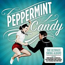 THE ULTIMATE SWING ALBUM ~ PEPPERMINT CANDY NEW SEALED 2CD SET 46 ORIGINALS