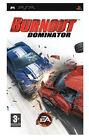 Burnout Dominator (Sony PSP, 2007) - European Version