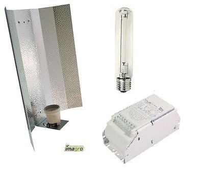 Beleuchtungs-Set Light Set NDL 400W Blüte Vorschaltgerät 400W Reflektor Grow