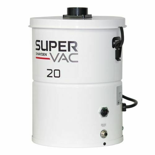 Supervac V20 489 Aw Mini Central Vacuum System/Fitting Vacuum Cleaner/