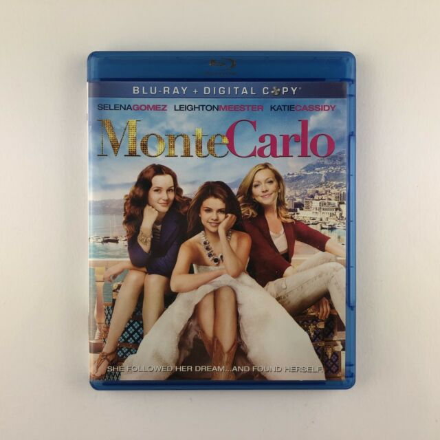 Monte Carlo (Blu-ray, 2011) *US Import Region A*