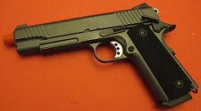 Full Metal Gas Blowback 1911 Airsoft Pistol 350 FPS w/0.2G BB Gun Metal Color