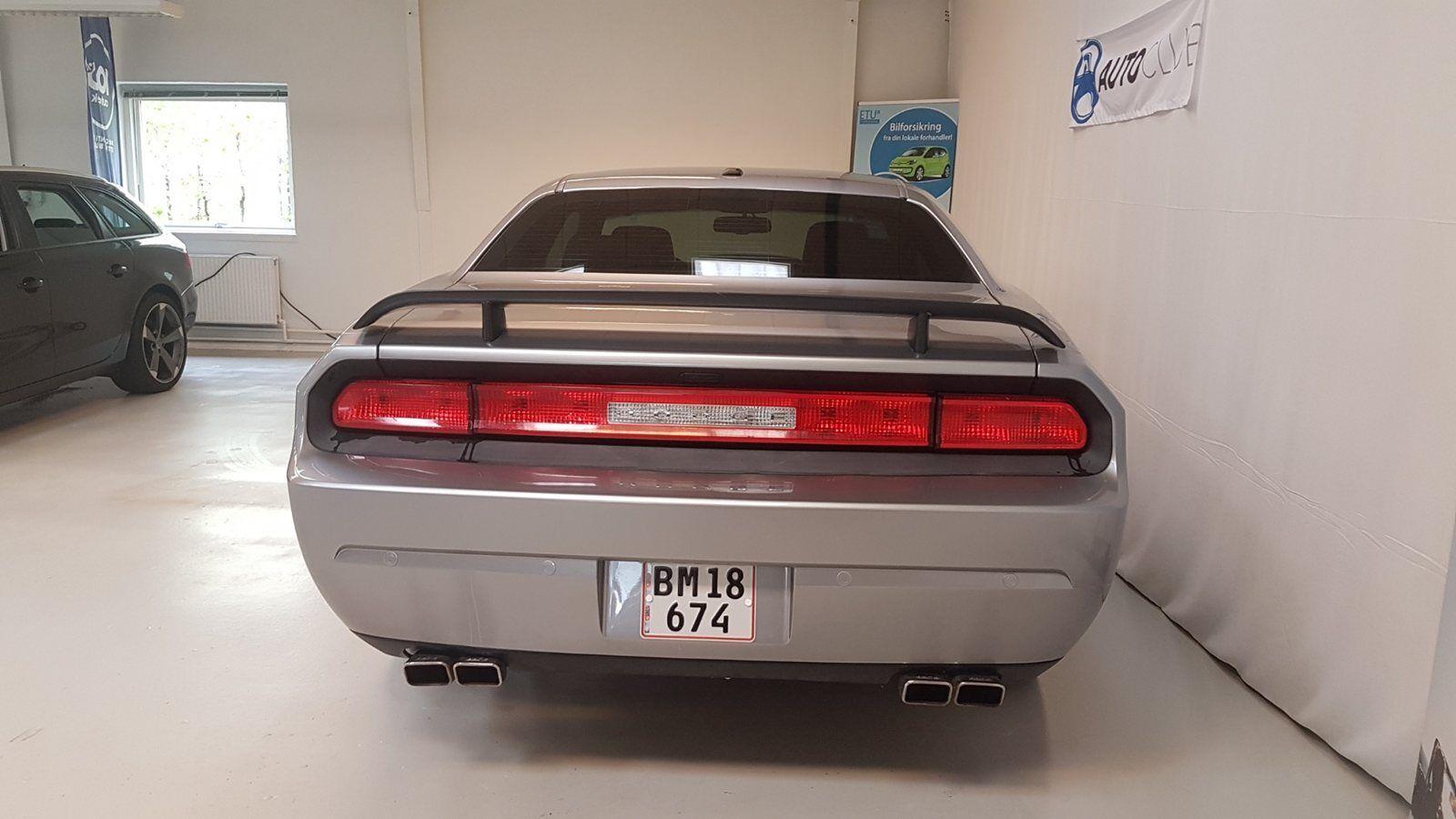 Dodge Challenger 5,7 R/T Hemi aut. 2d - 4.850 kr.