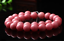 """6//8//10mm Natural Smooth Pink Rhodochrosite Round Gemstone Loose Beads 15/"""" AAA"""