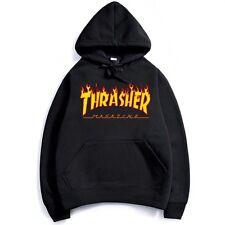 NEW Men/Women THRASHER Hoodie Pullover