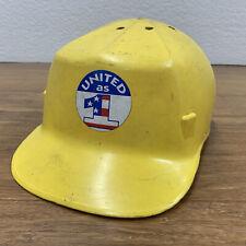 Vtg Ed Bullard Mk 2 Bump Cap Hard Boiled Hat Amp Liner United As 1 Usa Flag Miner