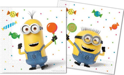 Minions Ballons Kindergeburtstag Auswahl Deko Party Dekoration Geburtstag NEU