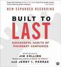 Built to Last CD Successful Habits of Visionary Companies 9780060589059