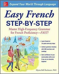 Easy-French-Step-by-Step-by-Myrna-Bell-Rochester-PAPERBACK-2008