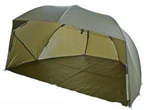 Chub-Oval-Umbrella-55-034-1325088-Oval-Brolly-Shelter-Schirm-Karpfenschirm