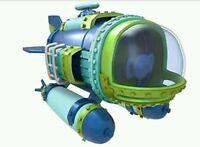 Dive Bomber Skylanders Superchargers Sealed Dive-clops' Vehicle Fast Ship
