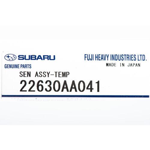 OEM 1990-1999 Subaru Radiator Coolant Temperature Sensor Impreza NEW 22630AA041