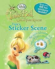 Disney Sticker Scene: Tinker Bell 3 over 60 stickers Parragon Book Service Ltd