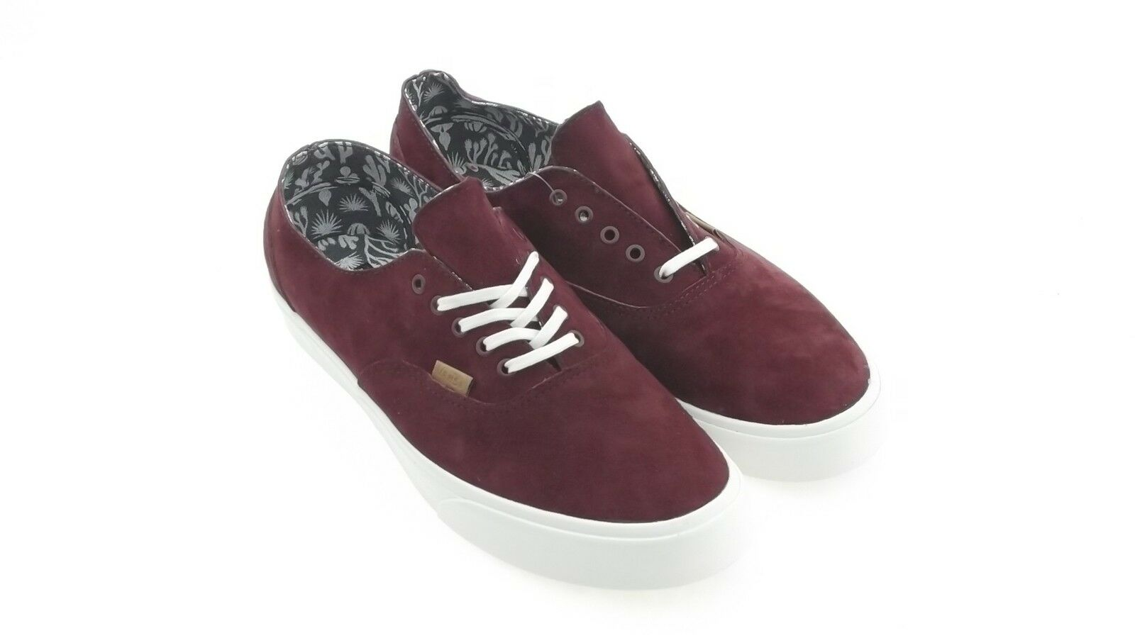 Vans Men Era Decon - CA Pig Suede burgundy port royale VN0OX1GKD