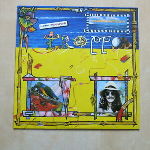 GEORGE-HARRISON-Gone-Troppo-UK-press-vinyl-LP-with-inner-Dark-Horse-Ex