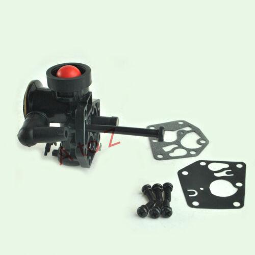 Carburetor Carb For Briggs /& Stratton Engine Lawnmower Primer 795475 790206  e4