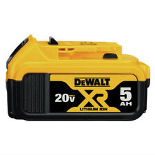 DEWALT DCB205 20V MAX XR Premium 5 Ah Li-Ion Battery New