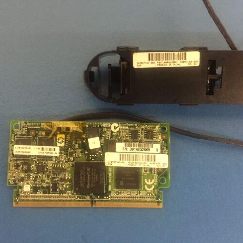 HP 1GB Proliant FBWC Module 534562-B21 587324-001 505908-001 Cable Lot Of 10