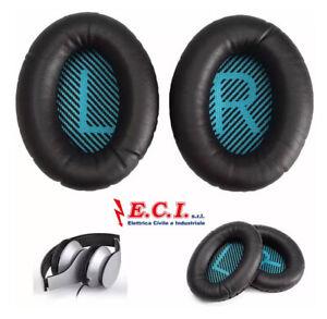 Ricambio-Auricolari-Orecchio-Headphone-Cuscino-per-Bose-QC25