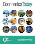 Economics Today Plus Myeconlab with Pearson Etext -- Access Card Package by Roger LeRoy Miller (Mixed media product, 2015)