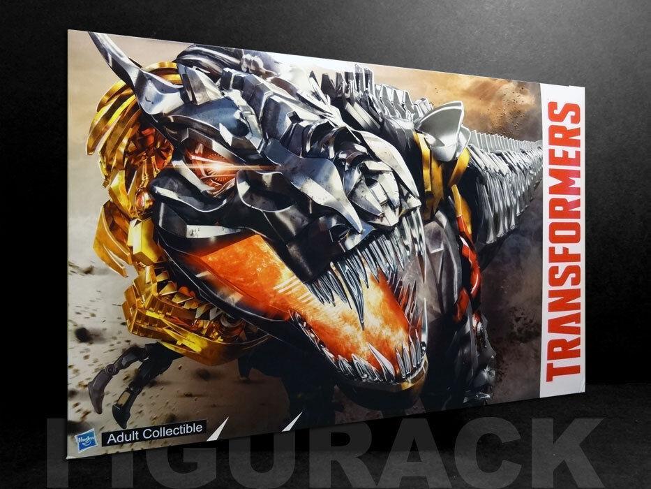 Transformers, 2014 SDCC Comic-Con Exclusive Dinobots 4 Pack Action Figures Set