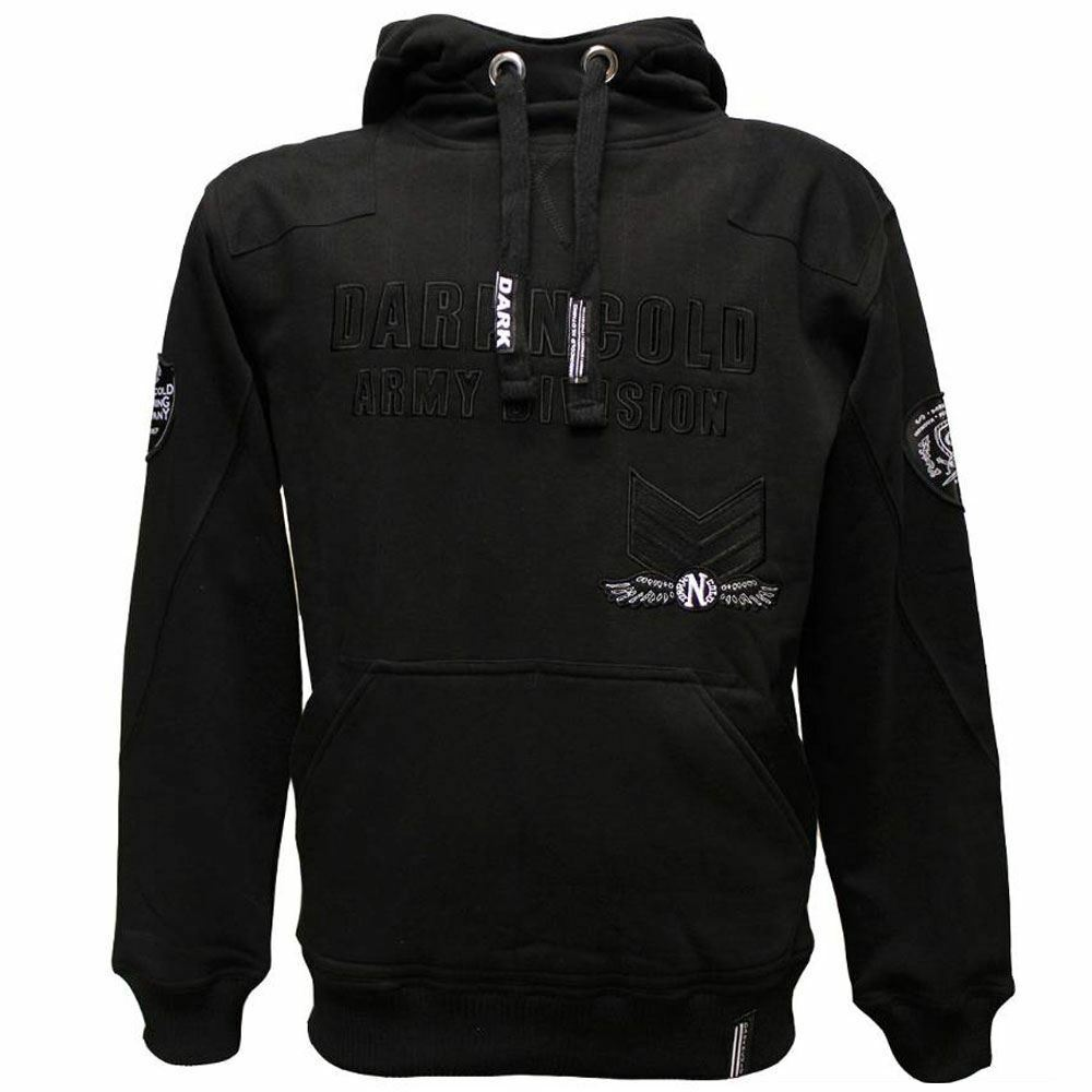 Dark n Cold Army Division Hoodie