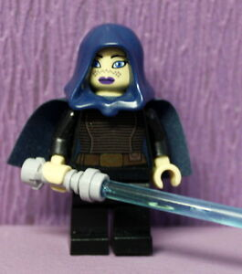 Barriss Offee Lego Star Wars Episode II  aus Set 9491 Top Zustand F 60