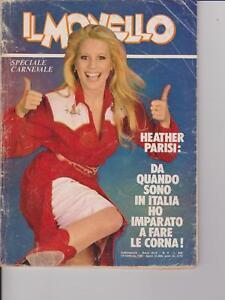 1983 02 19 - IL MONELLO - 1983 02 19 - N.8 - ANNO XLIX - HEATHER PARISI - Italia - 1983 02 19 - IL MONELLO - 1983 02 19 - N.8 - ANNO XLIX - HEATHER PARISI - Italia