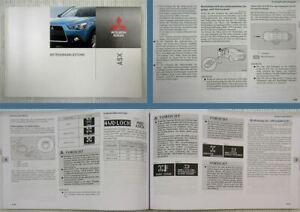 Mitsubishi-ASX-Betriebsanleitung-Bedienungsanleitung-2010