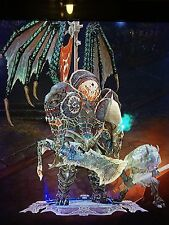 DIABLO 3 PS4 MODDED PATCH 2.4.2 BARBARIAN GRIFT 150 POWER LEVEL SET + WING + PET
