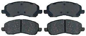 4pcs Front Brake Pads Ceramic Set For Mitsubishi Eclipse Galant Lancer Outlander