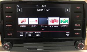 SET Volkswagen Discover Media PQ 5C0 035 680 H unlocked - freigeschaltet