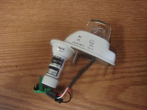 Details about Honeywell Grimes Light Position- Wing Part Number 30-0538-15  (28 Volt)