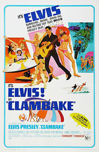 CLAMBAKE-ELVIS-PRESLEY-Classic-Movie-Poster-A1A2A3A4-Sizes