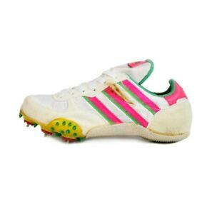 NOS 80s adidas Adistar Sprint vintage spikes shoes track field West Germany 6.5