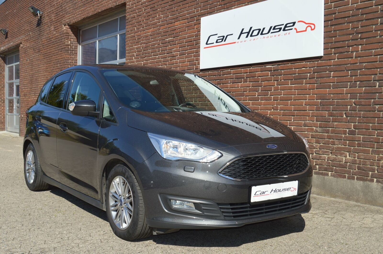 Ford C-MAX 1,5 TDCi 120 Business 5d - 129.900 kr.